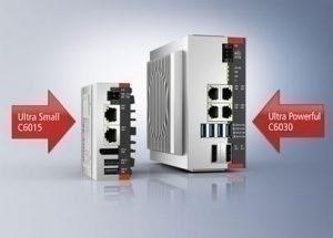 Beckhoff lance une gamme de PC Industriels ultra-compacts et ultra-puissants: la série C6030