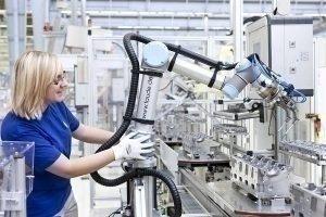 Quand les cobots développent l'industrie française