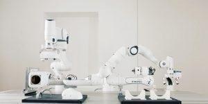 Franka, le robot collaboratif qui peut se construire lui-même