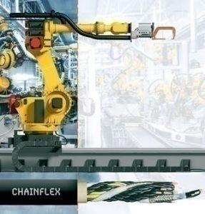 Igus lance de nouveaux câbles spéciaux pour chaînes porte-câbles pour la robotique