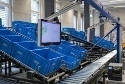 INTERROLL équipe le stock automatisé de petites pièces de l'Hôpital de Zurich