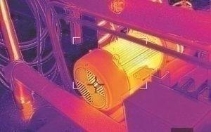 MoviTHERM fait appel aux caméras d'imagerie thermique FLIR pour la surveillance de l'état des machines