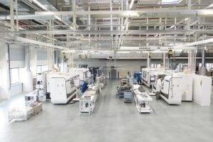 NTN SNR Roulements lance son usine du futur dédiée aux roulements aéronautiques