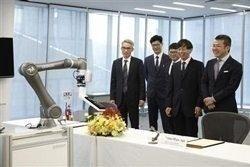 Omron Corp. et Techman Robot Inc. forment une alliance stratégique