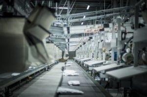 Automatisation d'un entrepôt La Redoute