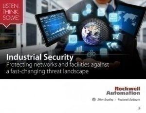 Rockwell Automation présente les meilleures pratiques de sécurité industrielle