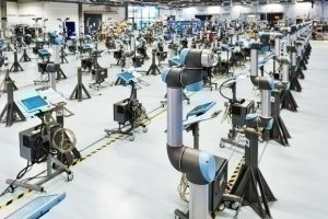Universal Robots monte en puissance sur le marché mondial de la cobotique